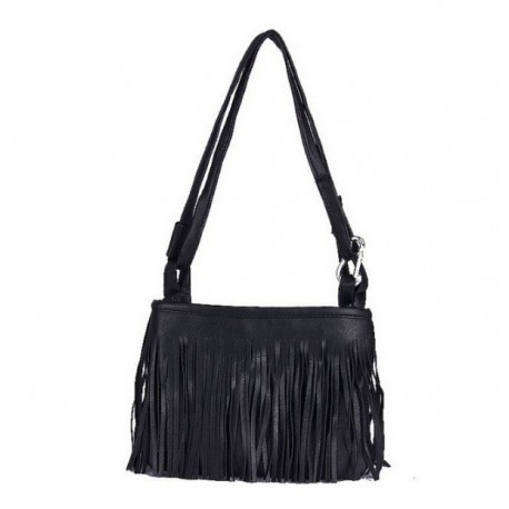Mini Tassel Cross Body Bag