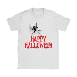 Happy Halloween Gildan Womens T-Shirt