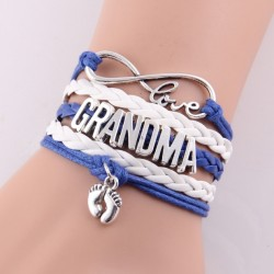 Grandma Feet Bracelet
