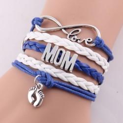 Mom Feet Bracelet