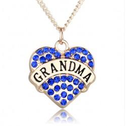 Grandma Gold Necklece